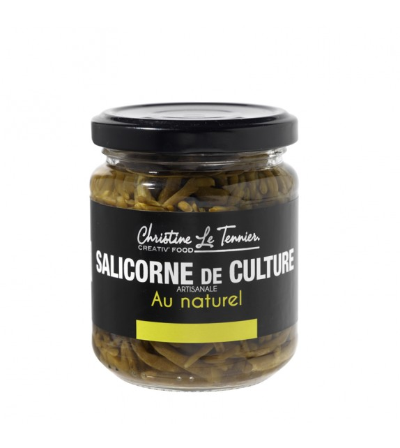 Salicorne de culture au naturel