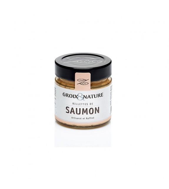 Rillettes de Saumon de l'Île de Groix