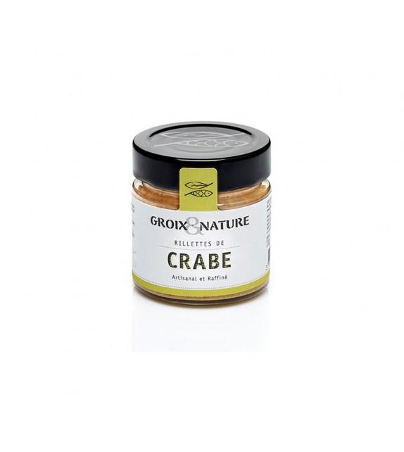 Rillettes de Crabe de l'Île de Groix