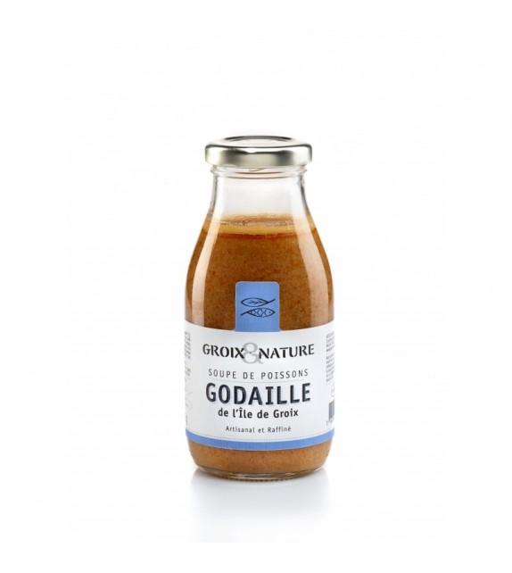 Mini Godaille de lîle de Groix-Soupe de Poissons