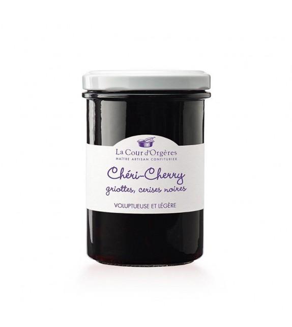 Chéri-Cherry - Cerises noires et Griottes -