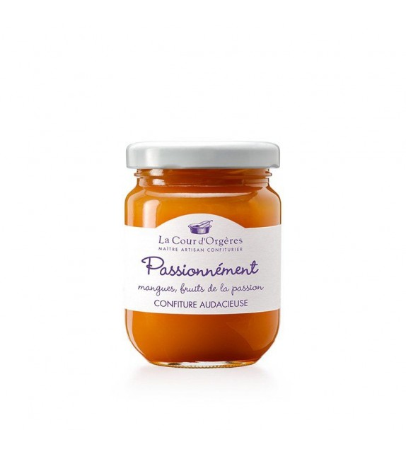 Passionnément - Mangues, fruits de la passion -