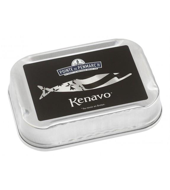 """Sardines à l'ancienne à l'huile d'olive vierge extra """" Elégante KENAVO"""""""