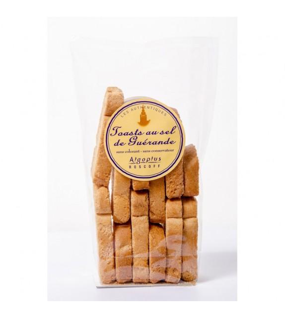 Toasts au Sel de Guérande