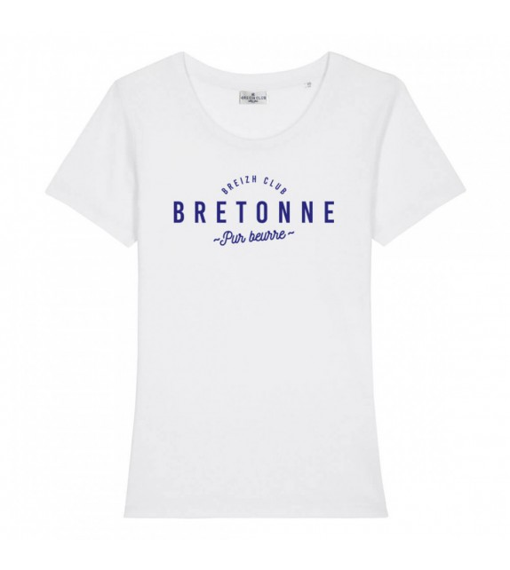 T-Shirt Bretonne pur beurre XL