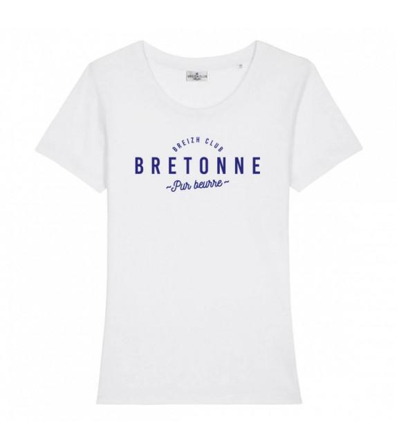 T-Shirt Bretonne pur beurre XS