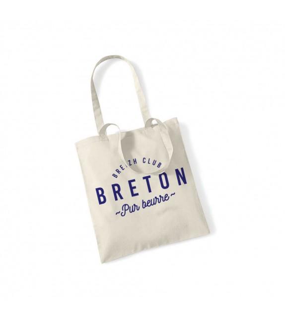 Totebag Breton pur beurre