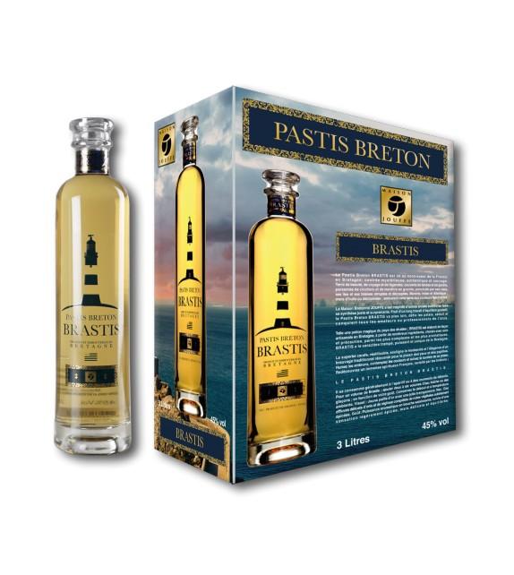 """Bib de """"Brastis"""" le pastis breton"""