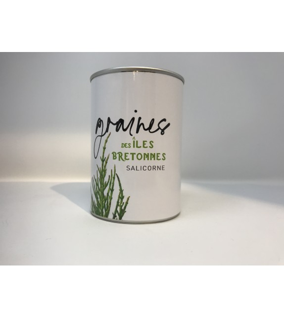 """Graines """"Des Îles Bretonnes"""" de Salicorne"""