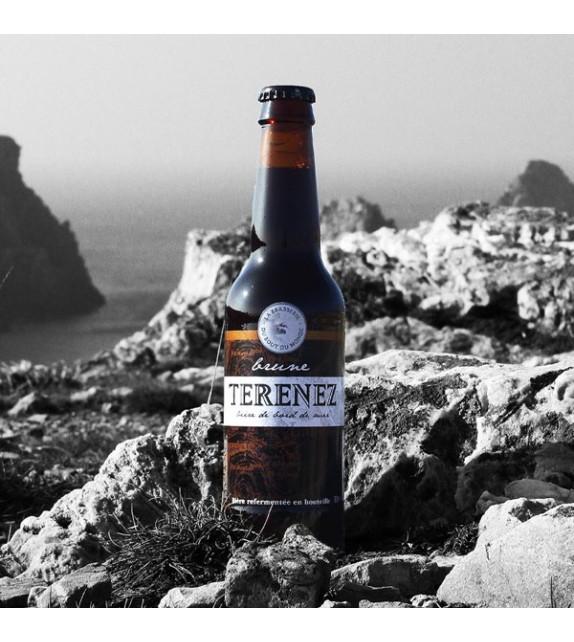 Bière Terenez brune