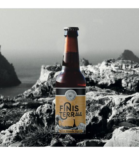 Bière Terenez Finisterrale blonde